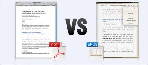 Όταν λες ebook εννοείς PDF;
