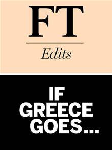 Tο πρώτο ebook των Financial Times αφορά την Ελλάδα και είναι Νο. 1 στο ελληνικό iBookstore