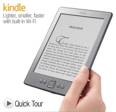 Αναβάθμιση του Kindle με νέες γραμματοσειρές και καλύτερη υποστήριξη παιδικών βιβλίων και κόμιξ