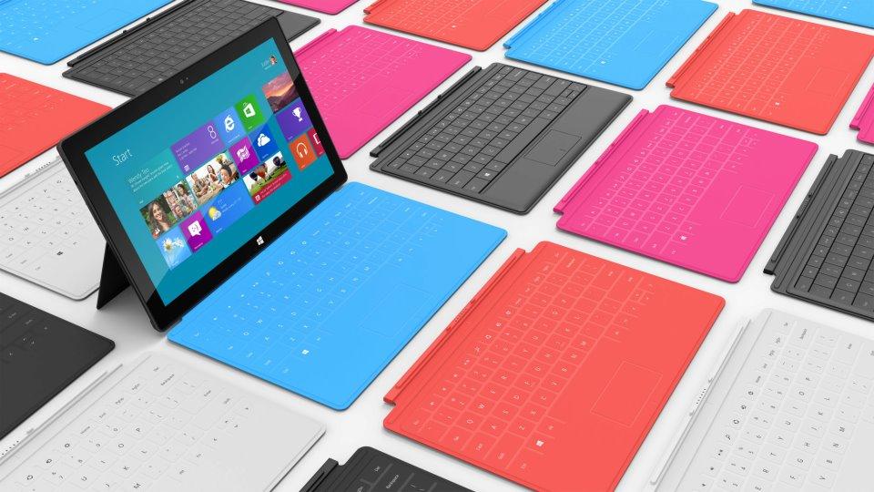 Παρουσιάστηκαν τα Microsoft Surface, τα tablet PC με Windows 8
