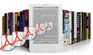 Πώς να μετατρέψε ένα αρχείο PDF σε mobi για Kindle (οδηγός)