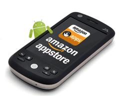 Στην Ευρώπη το Appstore για Android του Amazon – ίσως και το Kindle <span class=
