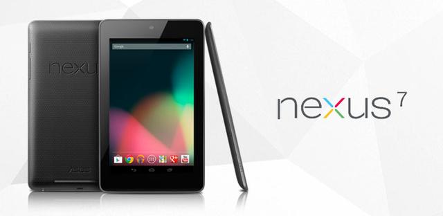 Nexus 7, το tablet PC της Google σε συνεργασία με την Asus