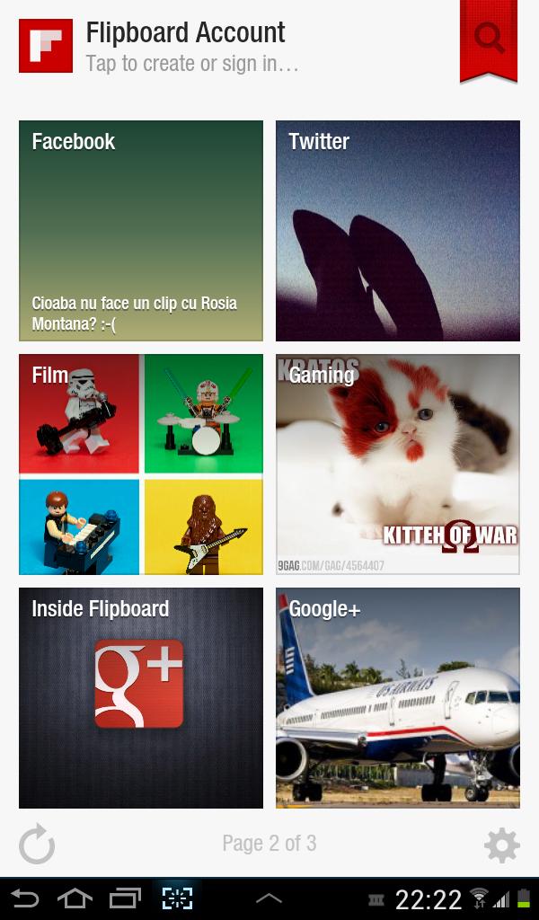 Γιατί το Flipboard έχει την ομορφότερη σελιδοποίηση από όλες τις εφαρμογές (video)
