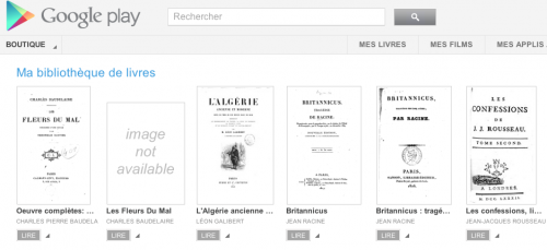 Στη Γαλλία το 5o βιβλιοπωλείο της Google στην Ευρώπη