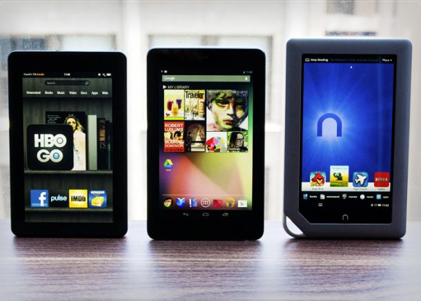 """Το νέο Nook Tablet θα έχει """"επαναστατική τεχνολογία οθονών"""""""