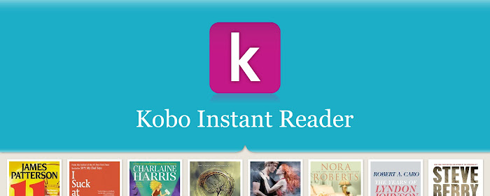Kobo Instant Reader και ανάγνωση ebooks μέσα από τον browser
