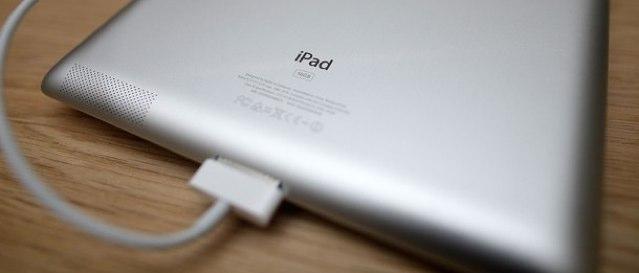 Μόλις 1 ευρώ το χρόνο κοστίζει η φόρτιση ενός iPad