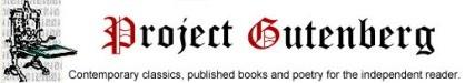 Σελίδα για δωρεάν ebooks – αυτοεκδόσεις ξεκίνησε το Project Gutenberg
