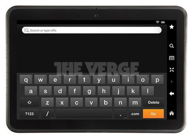 The Verge: αυτό είναι το νέο Kindle Fire