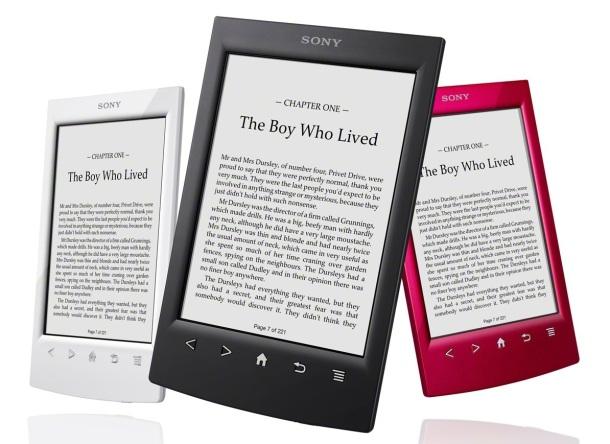Sony Reader PRS-T2, ο νέος ηλεκτρονικός αναγνώστης της Sony