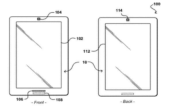 Πατέντα για συσκευή με 2 οθόνες, LCD και ηλεκτρονικού χαρτιού κατοχυρώνει το Amazon