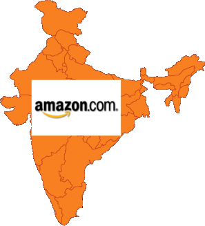 Το Amazon φέρνει τα Kindle στην Ινδία
