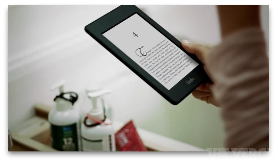 Τα νέα Kindle Touch και Kindle Fire σε διαφήμιση του Amazon (video)