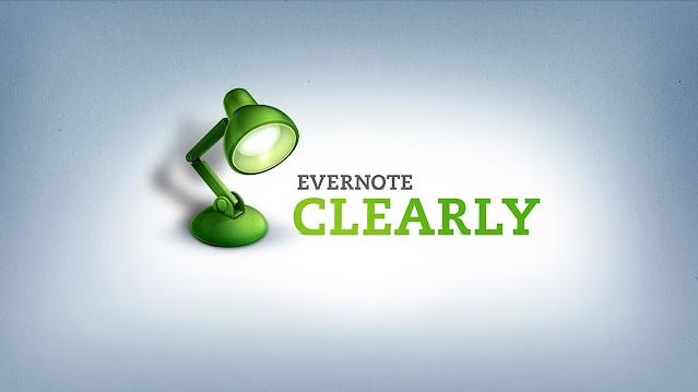Υπογραμμίσεις τώρα μέσα από τον Chrome με το Evernote Clearly