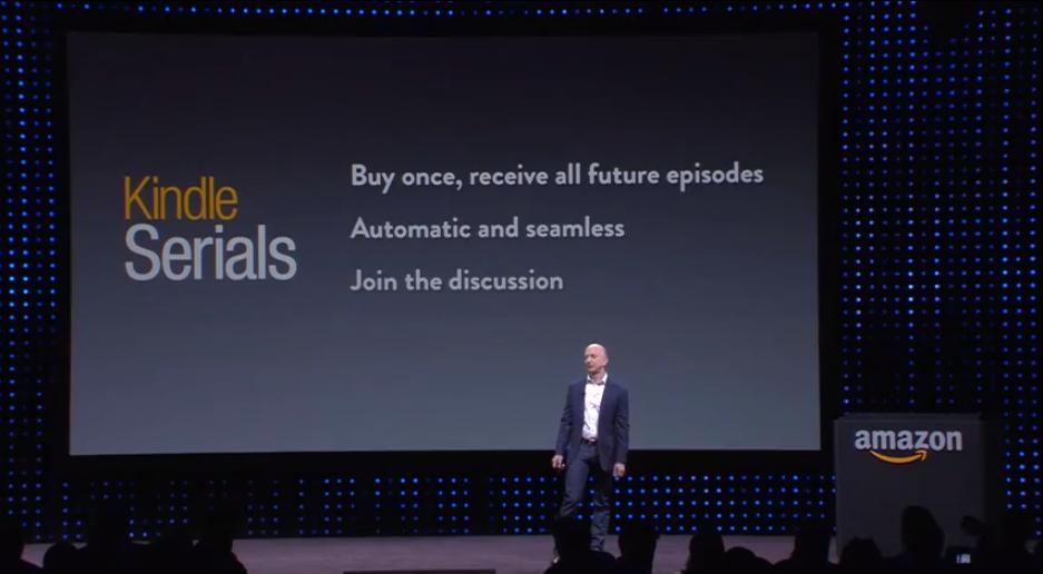 Kindle Serials: το Amazon φέρνει τα βιβλία σε συνέχειες στην ψηφιακή εποχή