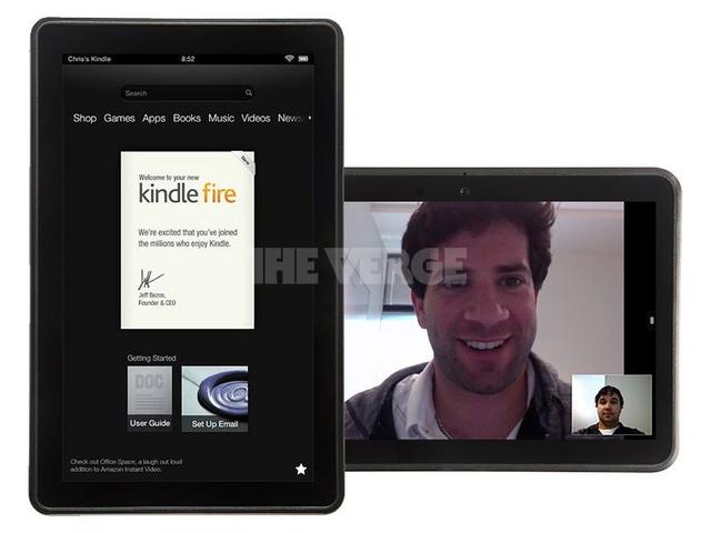 Τι γνωρίζουμε ως τώρα για το νέο Kindle Fire