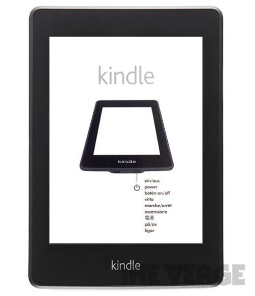 Live: η παρουσίαση των νέων Kindle