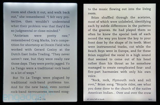 Σύμφωνα με τις πρώτες παρουσιάσεις, το Kindle Paperwhite συντρίβει τον ανταγωνισμό (video)