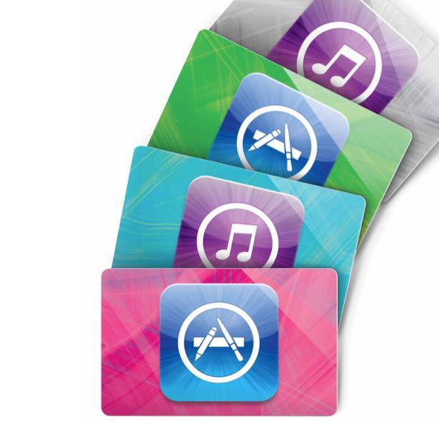 iTunes Gift Cards και στην Ελλάδα για αγορές χωρίς πιστωτική κάρτα