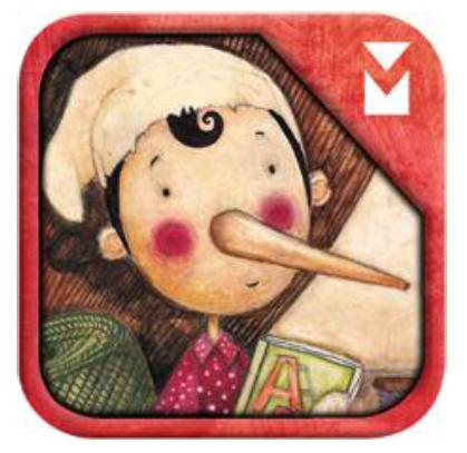 Διαθέσιμη και για το iPhone η διαδραστική εφαρμογή Πινόκιο από τις Εκδόσεις Μίνωας