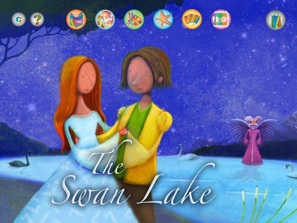"""Κλήρωση για 5 εφαρμογές-ebook """"Η λίμνη των κύκνων"""" της Publisto"""