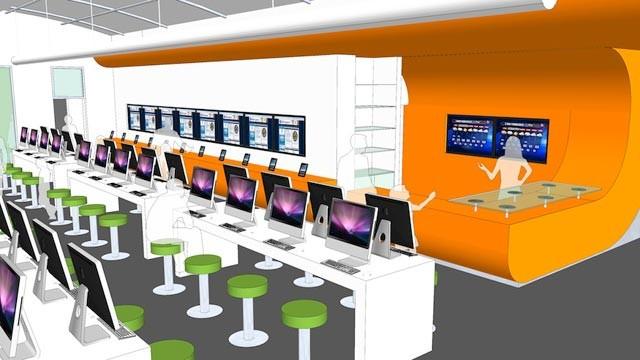 BiblioTech, η πρώτη βιβλιοθήκη αποκλειστικά με ebooks και συσκευές