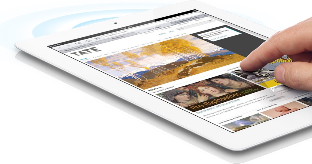 iPad με μνήμη 128GB ανακοίνωσε η Apple