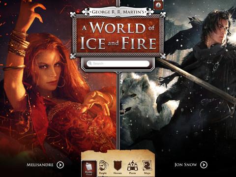 Όλα όσα θα θέλαμε να γνωρίζουμε για το Game of Thrones σε μία εφαρμογή