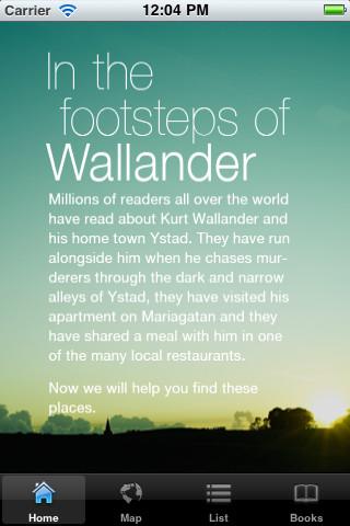 Περιήγηση στην πόλη του επιθεωρητή Βαλάντερ με δωρεάν εφαρμογή για iPad, <span class=