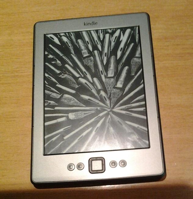 Πωλείται ελαφρά μεταχειρισμένο Kindle
