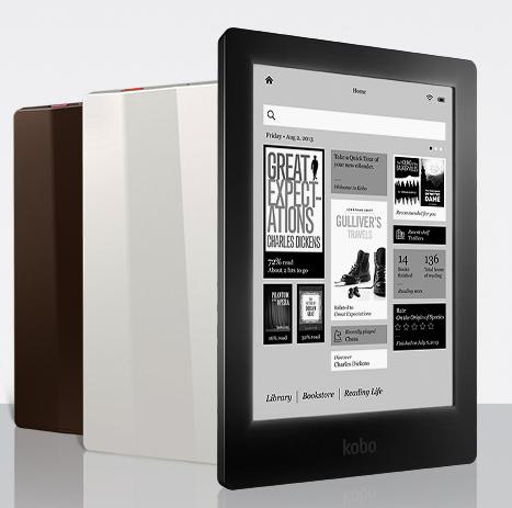 Kobo Aura HD, νέος ηλεκτρονικός αναγνώστης με οθόνη 6,8 ιντσών