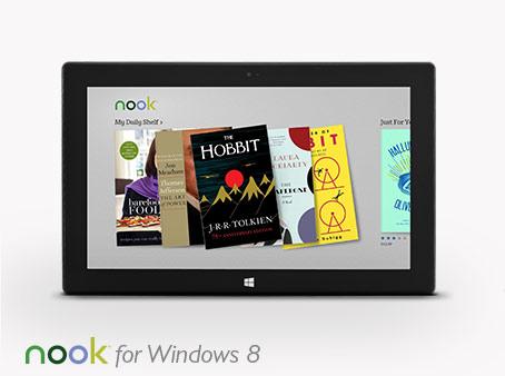 Την εξαγορά των Nook σχεδιάζει η Microsoft