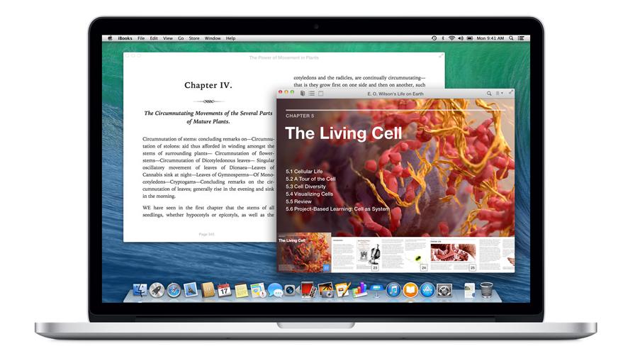 Το iBooks ήρθε στους Mac – αν εγκαταστήσετε το OS X Mavericks