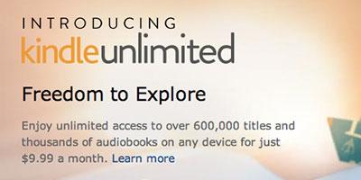 "Kindle Unlimited: ""Spotify για ebooks"" ετοιμάζει το Amazon"