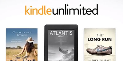 "Επίσημο: Kindle Unlimited, το ""Spotify για ebooks"" του Amazon"