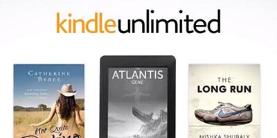"""Επίσημο: Kindle Unlimited, το """"Spotify για ebooks"""" του Amazon"""