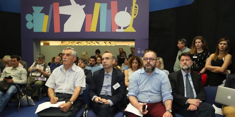 Απολογισμός της ημερίδας για την ψηφιακή μετάβαση του βιβλίου στη 15η Διεθνή Έκθεση Βιβλίου Θεσσαλονίκης