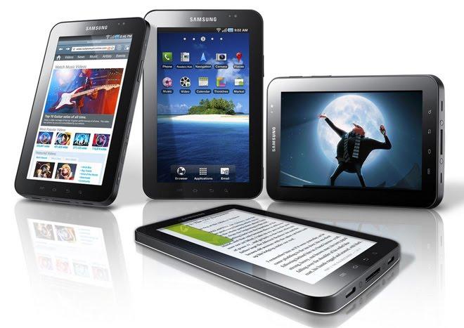 Παρουσιάστηκε επίσημα το Samsung Galaxy Tab – με Readers Hub από την Kobo για τα e-books