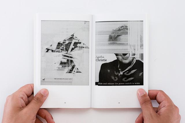 """""""56 σπασμένες οθόνες Kindle """" ως τέχνη (video)"""