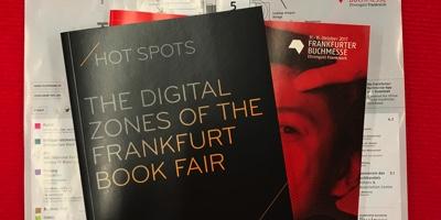 Η ψηφιακή πλευρά της Έκθεσης Βιβλίου της Φρανκφούρτης 2017